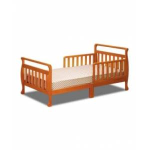 Athena Anna Toddler Bed  - Pecan