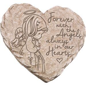 Precious Moments Memorial Angel Garden Stone  - Multi