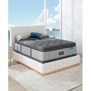 """Beautyrest Harmony Lux Diamond 17.5"""" Plush Pillow Top Mattress Set - Queen"""