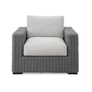 Furniture Bernhardt Capri Chair, with Sunbrella Cushions