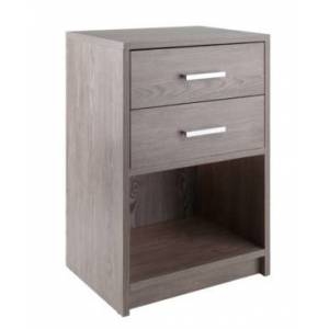 Winsome Molina Accent Table  - Gray