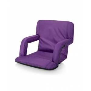 Picnic Time Oniva by Picnic Time Ventura Portable Reclining Stadium Seat  - Purple