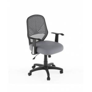 CorLiving Workspace Mesh Office Chair  - Gray