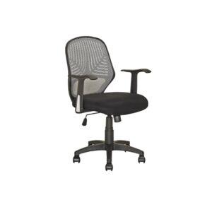 CorLiving Workspace Mesh Office Chair  - Black