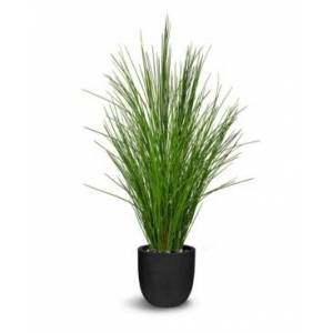 """Le Present Artificial Potted Grass 47""""  - Green"""