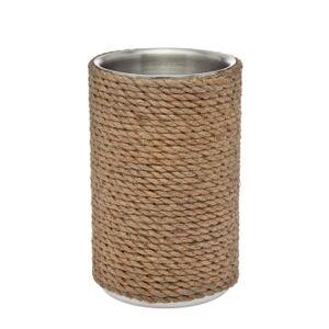 Godinger Rope Wine Cooler  - Silver