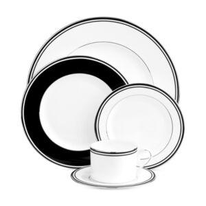 Lenox Federal Platinum Black 20-Pc. Service for 4