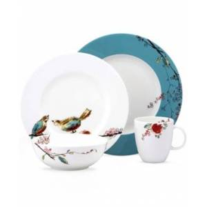 Lenox Simply Fine Chirp Round 4-Piece Place Setting