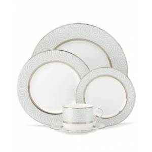 Lenox Closeout! Lenox Pearl Beads 5-Piece Place Setting