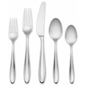 Lenox Closeout! Lenox Barnaby 39-Pc. Flatware & Hostess Set, Service for 6  - Silver