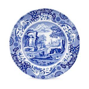 """Spode """"Blue Italian"""" Dinner Plate, 10.5""""  - Blue Italian"""