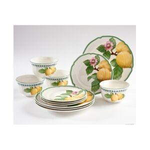 Villeroy & Boch French Garden Modern Lemons 12-pc Dinnerware Set