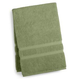"Charter Club 33"" x 64"" Elite Hygro Cotton Bath Sheet, Created for Macy's Bedding  - Basil"