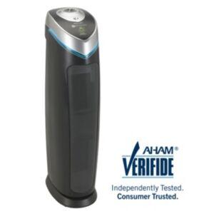 Germ Guardian GermGuardian AC5000E 3-in-1 Air Purifier with Hepa Filter  - Grey