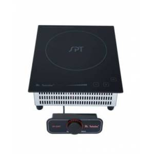 Spt Appliance Inc. Spt 2100W Mini-Induction (Built-In/Countertop 220V)  - Black