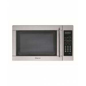 Intel Magic Chef 1.3 Cubic Feet 1000W Countertop Microwave Oven  - Silver