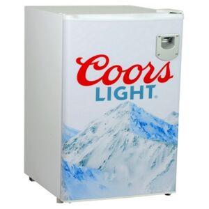 Koolatron Coors Light CL90 Compact Fridge  - White