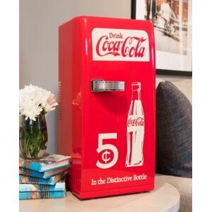 Koolatron Coca-Cola Retro Fridge  - Red