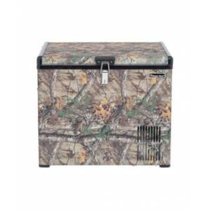 Magic Chef 1.4 Cubic Feet Portable Freezer with Authentic Real Tree Extra Camouflage Pattern  - Camo