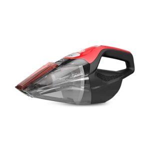 Dirt Devil Quick Flip Plus Cordless Lithium Ion Battery Bagless Handheld Vacuum  - Red