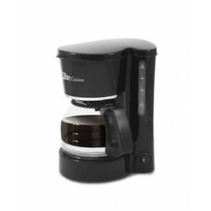 Elite By Maxi-matic Elite Cuisine 5 Cup Coffeemaker with Pause and Serve  - Black