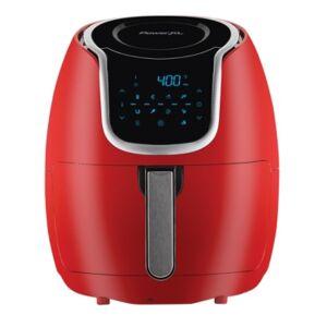 PowerXL Vortex 5-Qt. Air Fryer  - Red