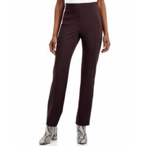 Inc International Concepts I.n.c. Pull-on Pants, Created for Macy's  - French Roast