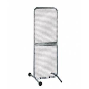 Franklin Sports Mlb L-Frame Pitching Screen  - Silver