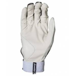 Franklin Sports Digitek Batting Glove  - Gray Black
