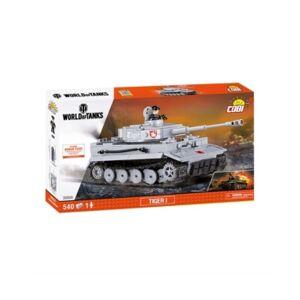 Cobi Small Army Wot Tiger I 9540 Piece Construction Blocks Building Kit