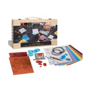 Fao Schwarz Toy Spiral Art Set 24pcs