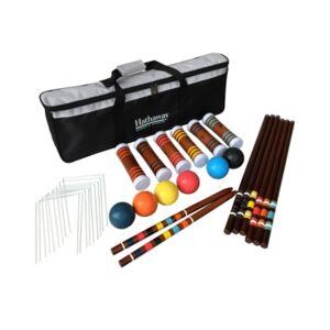 Hathaway 6 Player Croquet Set