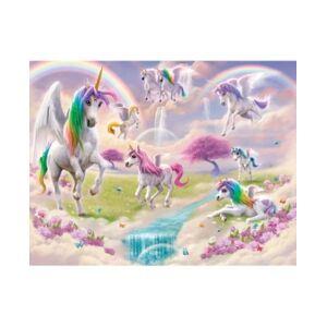 Walltastic Magical Unicorn Wall Mural  - Multi