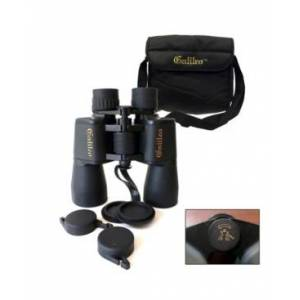 Galileo 12 Power Rubberized Binocular and Large 50mm Lenses and Tripod Socket