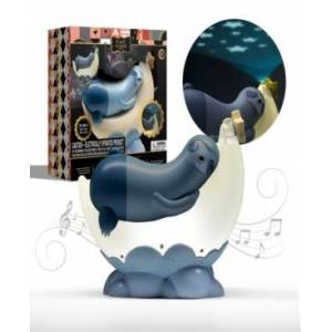 Fao Schwarz Sound Machine for Kids with Light Sloth and Moon