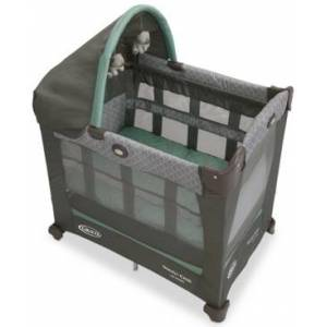 Graco Travel Lite Crib with Stages  - Manor