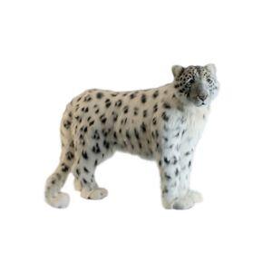 Hansa Snow Leopard Standing Plush Toy