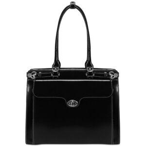 McKlein Winnetka Briefcase  - Black