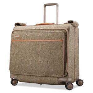 Hartmann Tweed Legend Voyager Spinner Garment Bag  - Natural Tweed