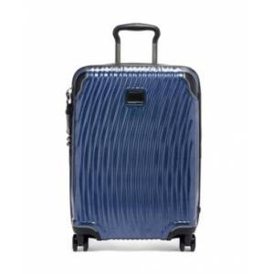 Tumi Latitude Continental Carry-On Spinner Suitcase  - Navy