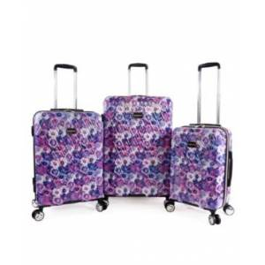 Bebe 3-Piece Hardside Luggage Set  - Gia