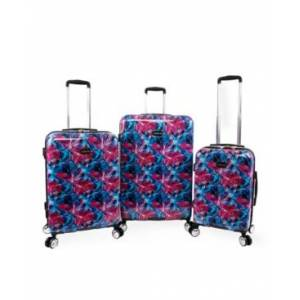 Bebe 3-Piece Hardside Luggage Set  - Tina