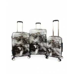 Bebe 3-Piece Hardside Luggage Set  - Teresa