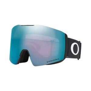 Oakley Men's Fall Line Goggles Sunglasses  - MATTE BLACK/Prizm Snow Sapphire Iridium