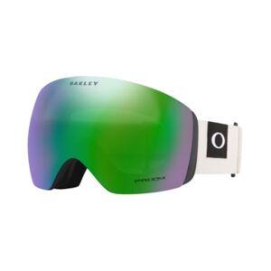Oakley Unisex Flight Deck Goggles Sunglasses  - BLOCKEDOUT DARK BRUSH GREY/Prizm Snow Jade Iridium
