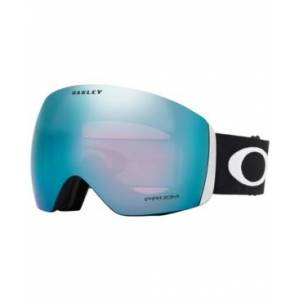 Oakley Goggles Sunglasses, OO7050 00 Flight Deck  - Matte Black/Prizm Sapphire Iridium
