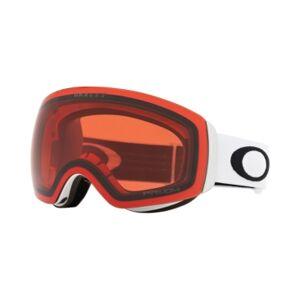 Oakley Goggles Sunglasses, OO7064 00 Flight Deck Xm  - Matte White/Prizm Rose