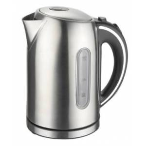 MegaChef 1.7Lt. Stainless Steel Electric Tea Kettle  - Silver