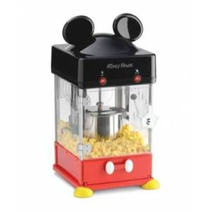 Disney Mickey Mouse Kettle Popcorn Popper  - Multi