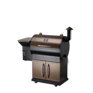 Z Grills Z-Grills 700 Series Wood Pellet Grill (700D)  - Brown